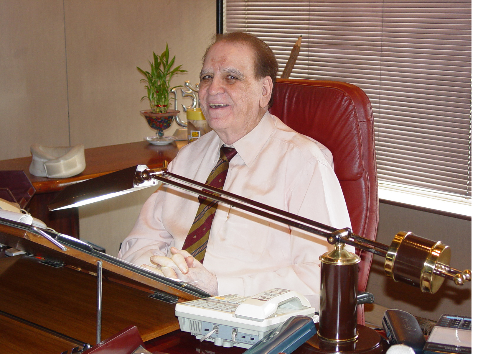 Late Shri Som Datt (Founder Chairman)